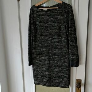 Donna Morgan Marbled Knit Sweater Dress